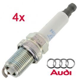 Bougie Set Audi A1 A3 S3 A4 A5 A6 TT Q3 Q5 1.8 / 2.0 TFSi