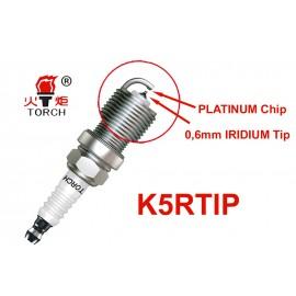 Torch K5RTIP Iridium - Platinum Bougie