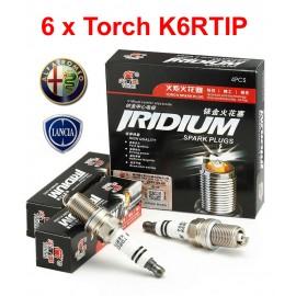 Torch K6RTIP Iridium Platinum Bougie