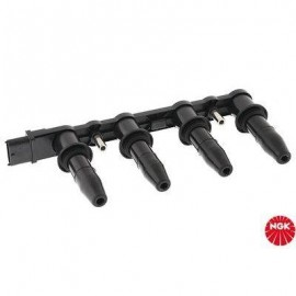 NGK Bobine NGKU6001 - NGK Bobine FIAT - ALFA ROMEO - OPEL (48004)