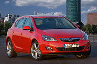 Opel Astra J